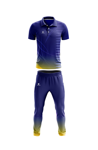 Sublimated Cricket Team Uniform