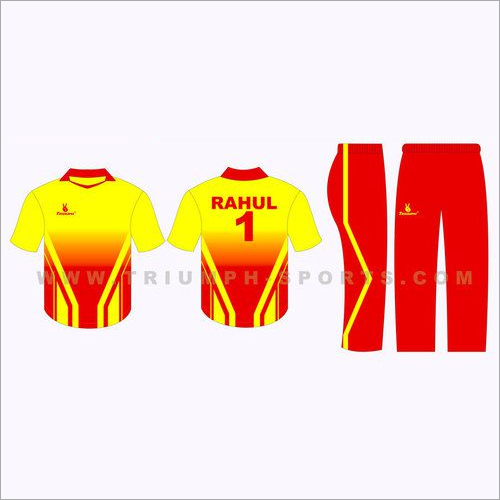 Cricket T 20 Uniforms