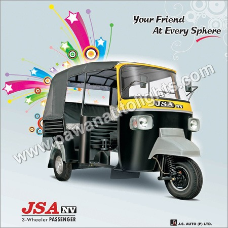 JSA Three Wheeler Spare Parts