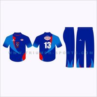 Cricket T 20 Apparel | T 20 Apparel | Cricket T20 Team Uniforms