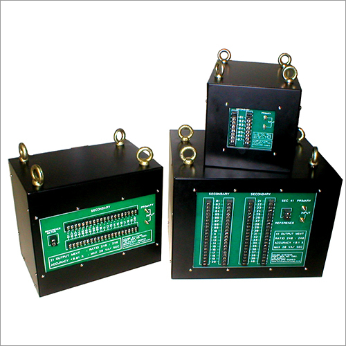 Multi Secondary Voltage Transformer