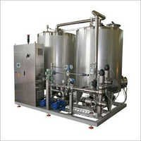 Liquid Manufacturing Plants & CIP Systems