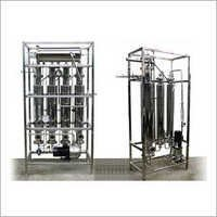 Multicolumn, Pure Steam Generator