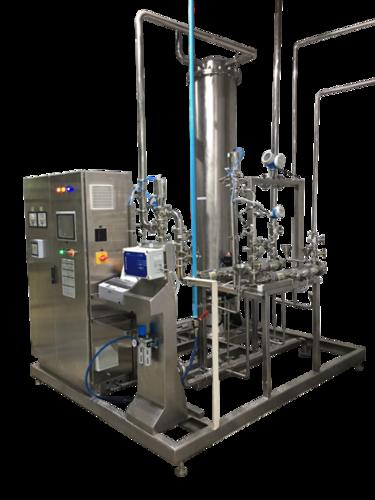 Water Distribution Skids & Pumps