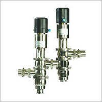 Pneumatic Flow Diversion Valve