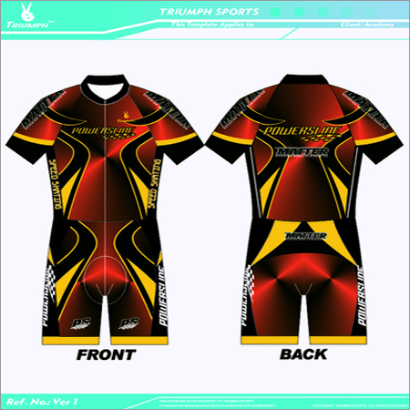 Printed Speed Suit