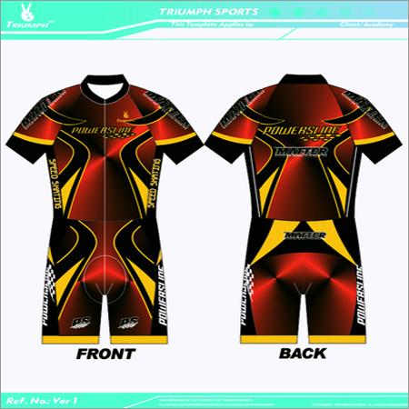 Printed Speed Suit