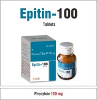 Phenytoin 100 mg  Tablets
