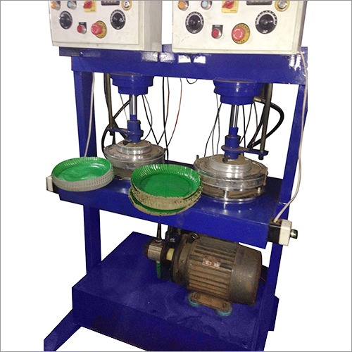 Hydraulic Paper Plate Double Die Machine