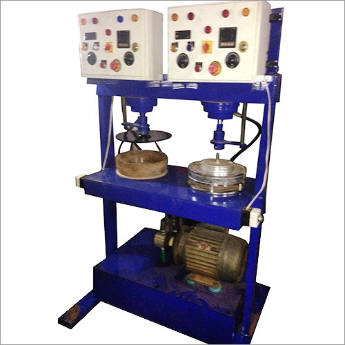 Multipurpose Hydraulic Paper Plate making Machine