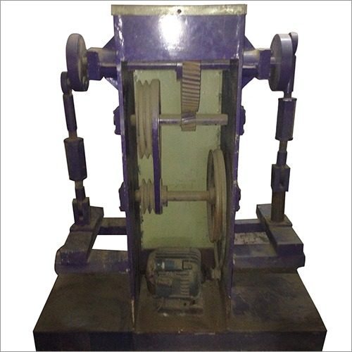 Semi Automatic Dona Plate Making Machine