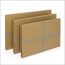 Flat Packaging Box