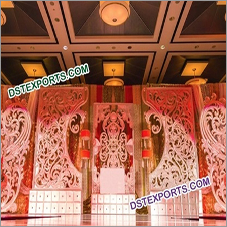 Wedding Stage Grand Backdrop Panels Frames