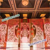 Wedding Stage Grand Backdrop Panels Frames
