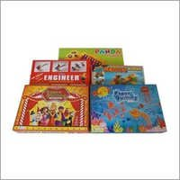 Kids Board Game Boxes