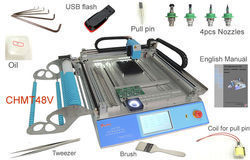 Desktop Automatic SMD / SMT Pick And Place Machine