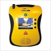 Semi Automatic Defibrillator