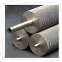 Aluminum Scroll Roller