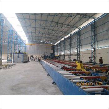 Commercial Aluminium Extrusion