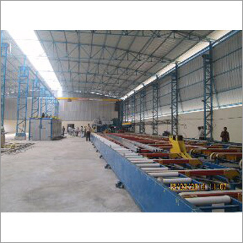 Commercial Aluminium Extrusion