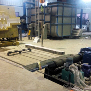 Metal Casting Machine
