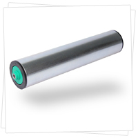 Aluminum Grooved Roller