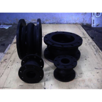 Black Nitrile Rubber Butyl Rubber Bellow