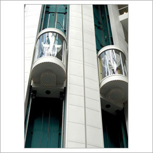 Capsule Elevators