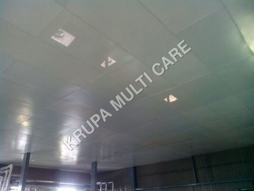 Non Walkable False Ceiling
