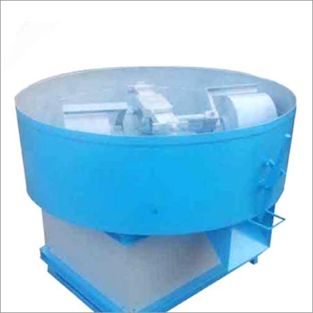 Paver Blocks Pan Mixer