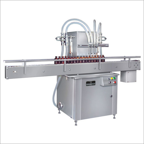 Liquid and Paste Filing Machines