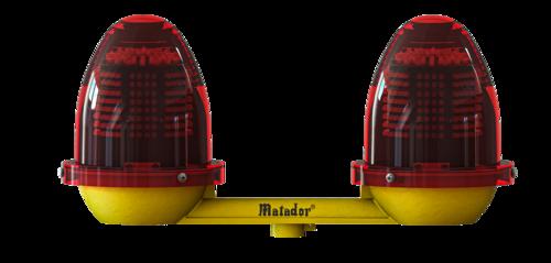 M LED 60 Twin LED Aviation Obstruction Light