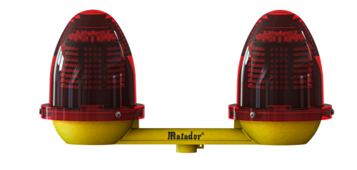 Twin LED Aviation Obstruction Light M LED 60