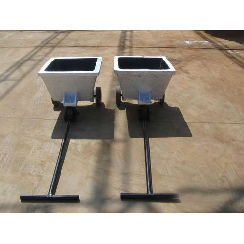 Trolley Fitted Jumbo Ingot Moulds