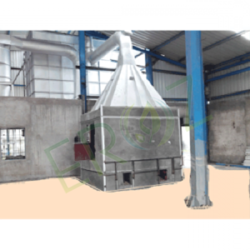 Mini Blast Furnace for Lead Recycling Plant