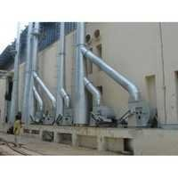 Air Pollution Control Device for Casting Units
