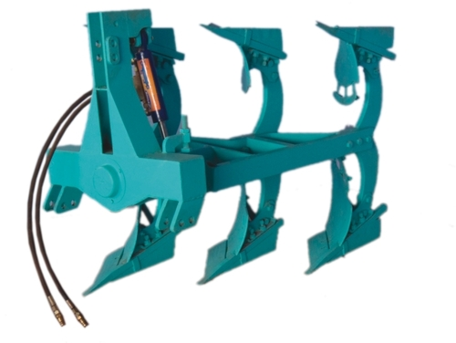 Hydraulic Reversible Plough Double Cylinder