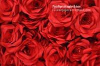 Artificial Paper Rose