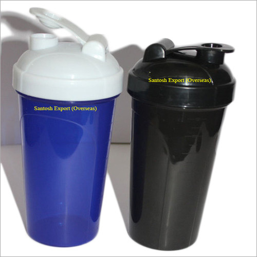 Protein Supplement Shaker Bottle