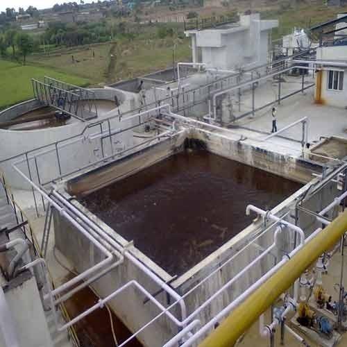 Effluent Treatment Plant for Electroplating Units