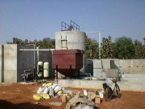 Effluent Treatment Plant for Rice Mills