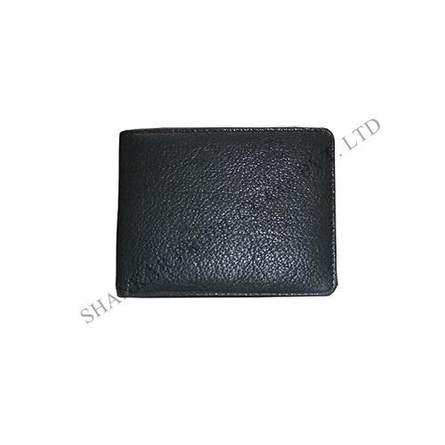 Men's Bi-fold Leather Wallet