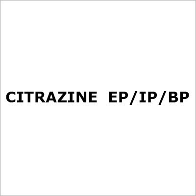 Citrazine EP-IP-BP