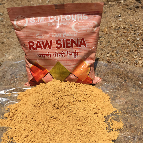 Raw Siena