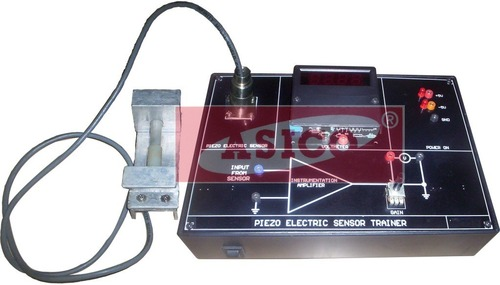 Piezo Electric Transducer Trainer