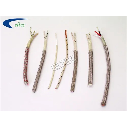 HEAT RESISTANCE CABLE FIBER GLASS