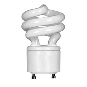 White CFL Light