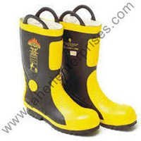 Harvik Fire Fighting Gumboots