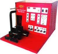 Alternater Starter Test Bench