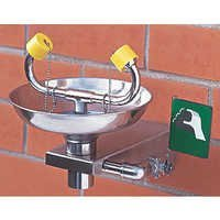 Stainless Steel Wall Mounted Eyewash